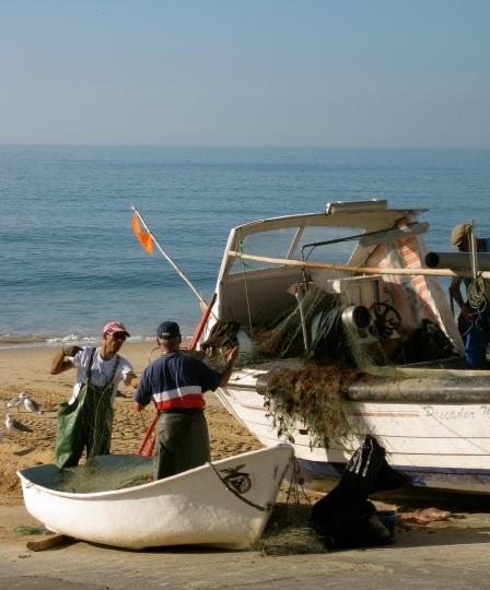 Fisherman Salema