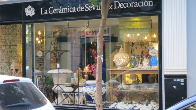 My Favorite Shop in Sevilla