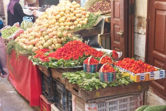 Fruit & Veggie Vendor