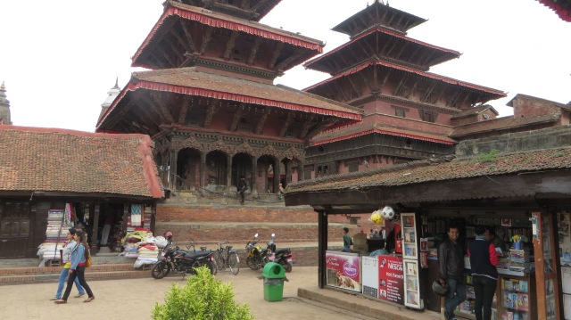 Durbar Square (Before)
