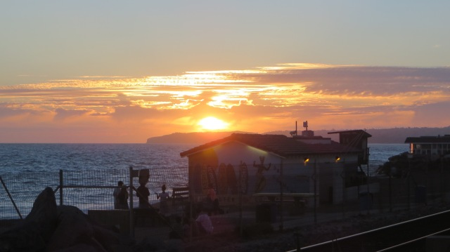 Another Beach Sunset