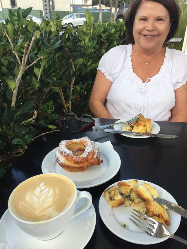Breakfast with Sara